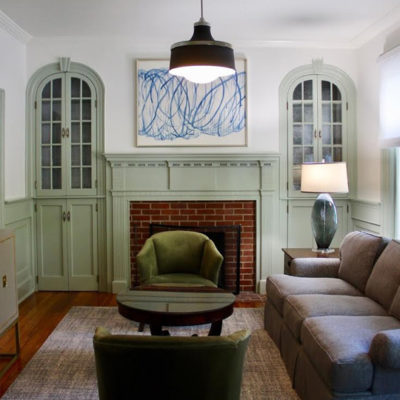 clean quiet lounge areas to visit
